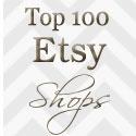Top 100 Etsy Shops